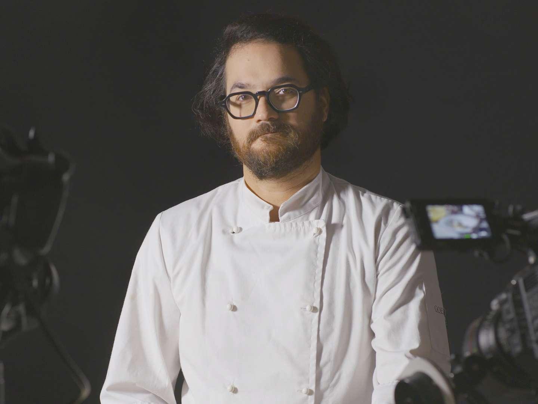 Chef Luciano Monosilio - Corso di specialità: la carbonara