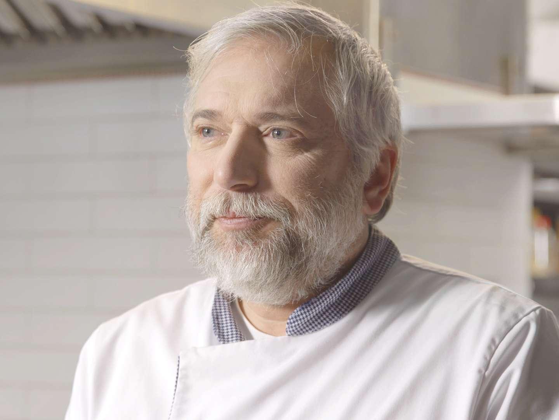 Chef Marco Pernati - L'arte della focaccia ligure