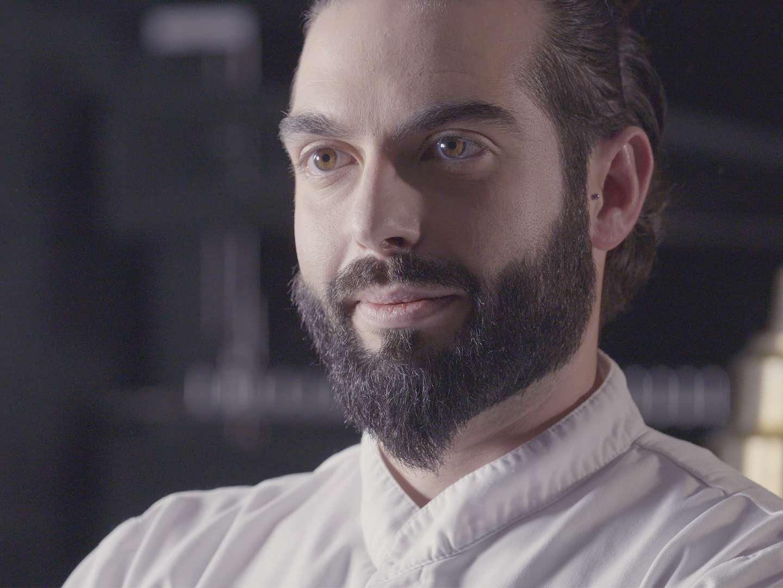 Chef Fabio Curreli - Corso di Cucina di Montagna