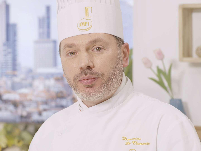 Chef Domenico Di Clemente - La colomba pasquale