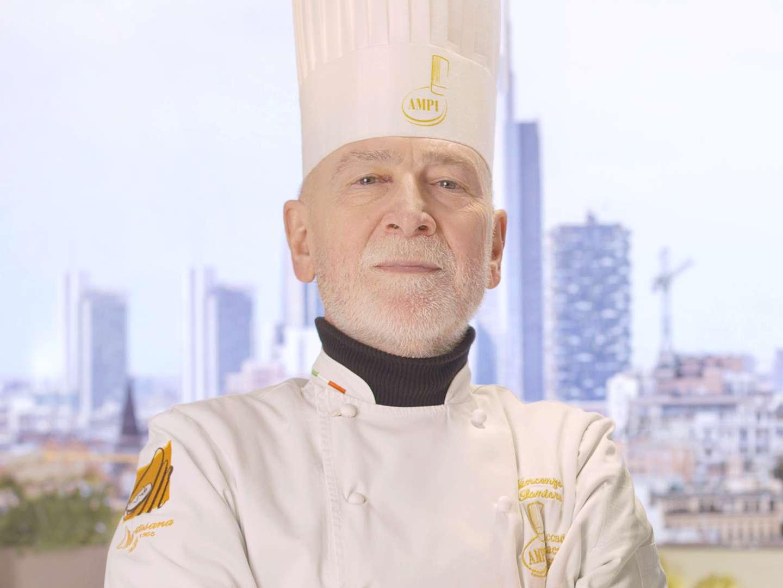 Chef Vincenzo Santoro - La colomba pasquale
